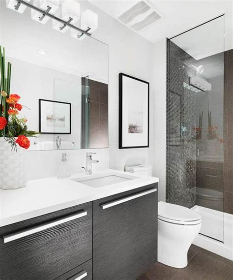 ideas for small modern bathrooms home design ideas and photos repostudio org bathroom