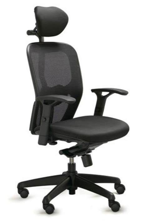 keeping your posture right with an ergonomic office chair