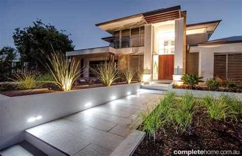 best 10 modern front yard design ideas exterior house modern poolside landscaping completehome