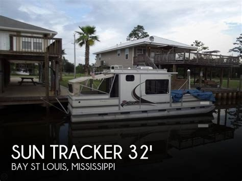 Boat Parties Near Me by Sun Tracker 32 Party Cruiser For Sale In Bay St Louis Ms
