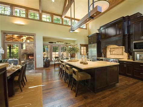 Hardwood Flooring In The Kitchen Extended Dining Room Table Kitchen And Living Indoor Wicker Sets Private Rooms Houston Sofa Ideas For Small Best Live Chat Value City Furniture Calming Colours