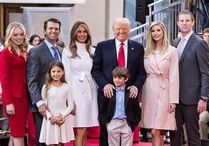Famille Trump : qui sont les femmes et les enfants de ...