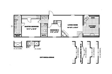 Clayton Mobile Home Floor Plans Photos manufactured home floor plan 2009 clayton cheyenne