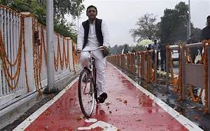 As Mulayam Stakes Claim to 'Cycle', EC Now Holds Key to ...
