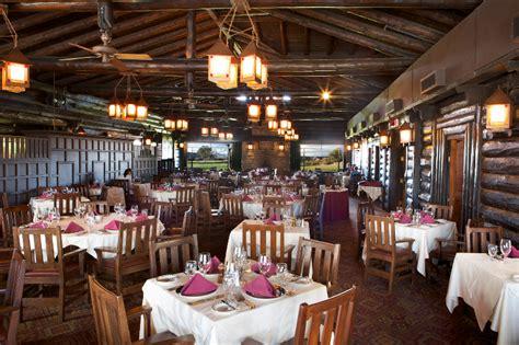 dining at el tovar grand