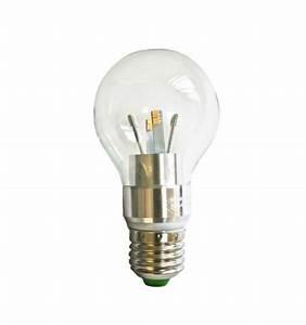 Werden Led Lampen Warm : led lamp 4 watt e27 transparant glas warm wit ~ Markanthonyermac.com Haus und Dekorationen