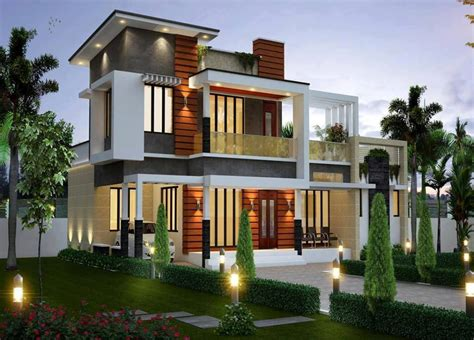 Filipino House Design + Pictures — Modern House Plan