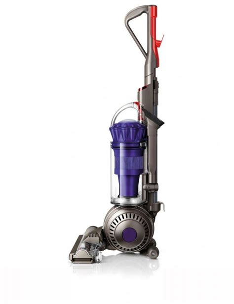 dyson dc41 multi floor upright bagless vacuum purple fuschia