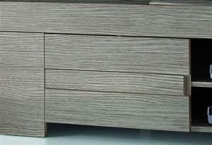 Tv Lowboard Grau : tv unterteil in eiche grau lack italien vienda ~ Markanthonyermac.com Haus und Dekorationen