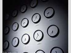 Plan to scrap time zones for global universal clock could