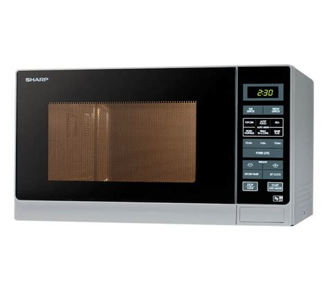 Buy cheap Sharp silver microwave  compare Microwaves