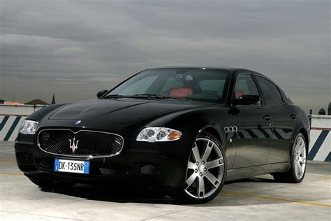 Maserati Quattroporte Saloon (from 2004) Used Prices