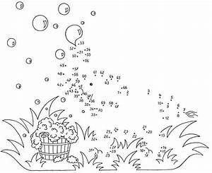 Kinder Bilder Malen : kostenlose malvorlage malen nach zahlen elefant mit seifenblasen zum ausmalen ~ Markanthonyermac.com Haus und Dekorationen
