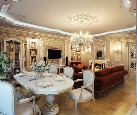 How To Perfectly Decorate A Living Room  Dining Room Combo
