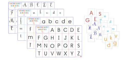 je joue avec les lettres cycle 1 et 2