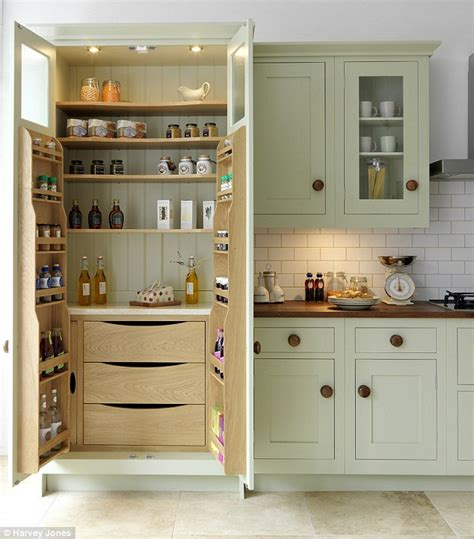 Kitchen Cabinets Organizers Uk by Smarten Up Your Kitchen Storage With A Fancy Pantry