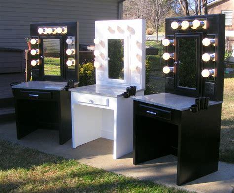 vanity mirror desk by dave105 lumberjocks