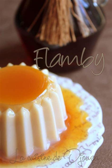flamby maison flan sans oeuf recettes faciles recettes rapides de djouza
