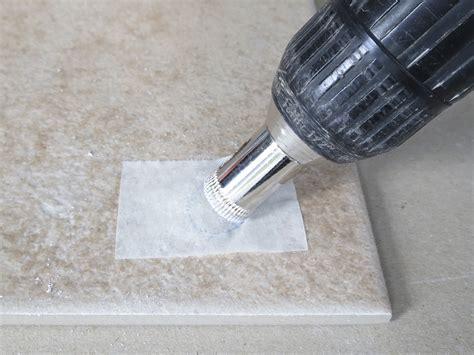 drilling into porcelain tiles