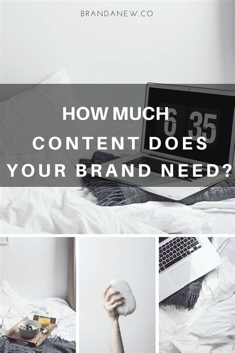 How Much Content Marketing Does Your Brand Need