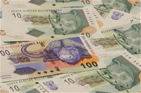 south rand the currency converter