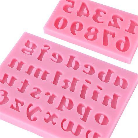 moule lettres chiffres alphabet silicone pour p 226 te 224 sucre gateau p 226 tisserie ebay