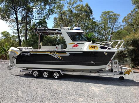 Commercial Catamaran For Sale Australia by Used Sailfish 7500 Commercial For Sale Boats For Sale