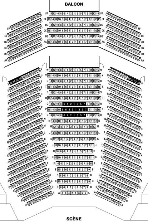 plan de salle le palace 28 images billets pour billetsparis fr millenium au casino de team
