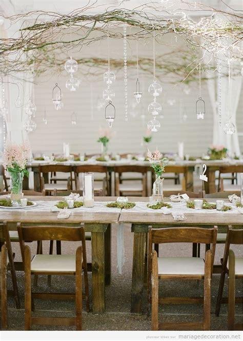 salle de mariage d 233 cor 233 171 au naturel 187 d 233 coration mariage id 233 es pour d 233 corer un mariage pas cher