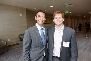 Committee member Sam Zaitz and Jeffrey Feldman