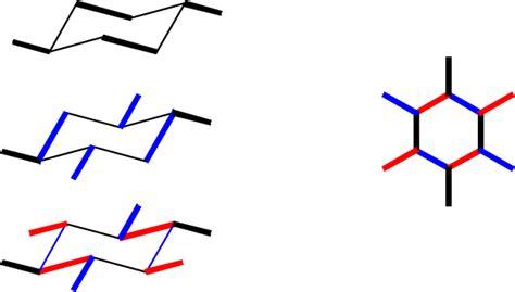 cyclohexane conformations