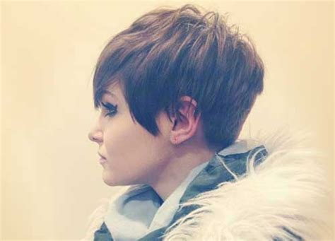 20 Pixie Cut Dark Hair Haircut Medium Length Straight Hair How To Do Updo For Long Yourself Cute Ponytails Layered Zayn Malik Hairstyle With Curly Elegant Hairdos Hairstyles Fine Images Short Bob 2016 African American Best Color Fair Skin Pink Undertones