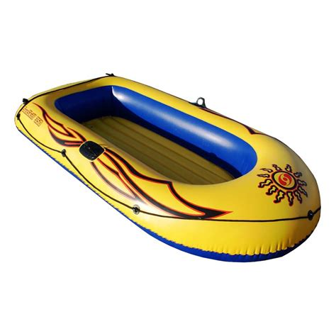 Inflatable Boat Kit by Solstice 2 Person Sunskiff Inflatable Boat Kit