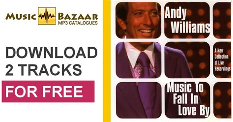 Andy Williams Mp3 Buy, Full