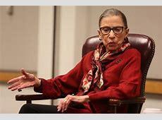 Ruth Bader Ginsburg at UCDC UCDC