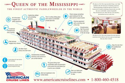Mississippi Queen Riverboat Cruises by Mississippi River Cruises On The Queen Of The Mississippi