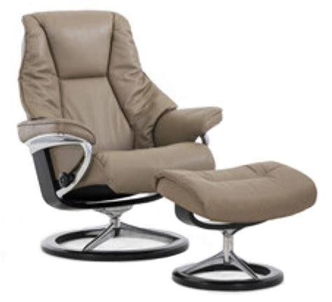 ekornes stressless live recliner chair lounger and ottoman ekornes stressless live recliners