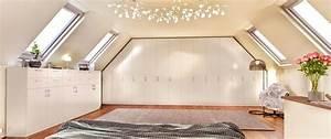 Schrank Bauen Dachschräge : schrank unter dachschr ge jetzt konfigurieren ~ Markanthonyermac.com Haus und Dekorationen