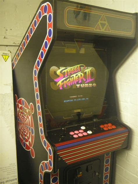 arcade cabinet with fighter 2 turbo for sale uk