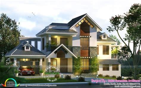 Kerala House Design 2017  House Floor Plans