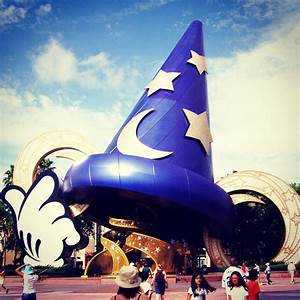 Disney's Sorcerer's Hat To Be Dismantled Today – Orlando ...