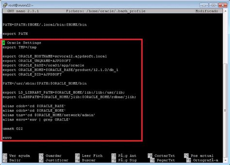 Instalar Oracle Database 12c En Linux Centos 7 Proyecto