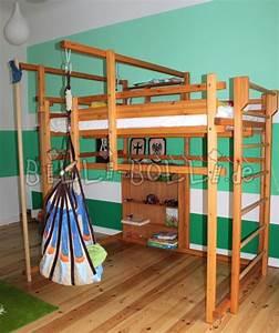 Hochbett 80 X 200 : hochbett 140x200 m bel einebinsenweisheit ~ Markanthonyermac.com Haus und Dekorationen