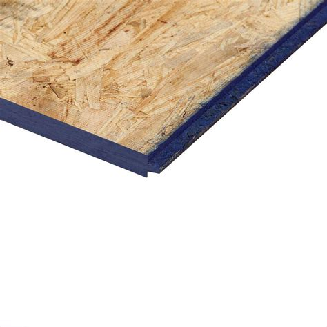 7 16 in x 48 in x 8ft oriented strand board 386081 the home depot