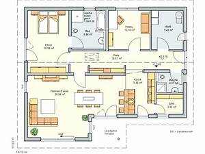 Bungalow 200 Qm : haus grundriss 150 qm musterhaus grundrisse haus einfamilienhaus grundrisse von 150 200 qm ~ Markanthonyermac.com Haus und Dekorationen