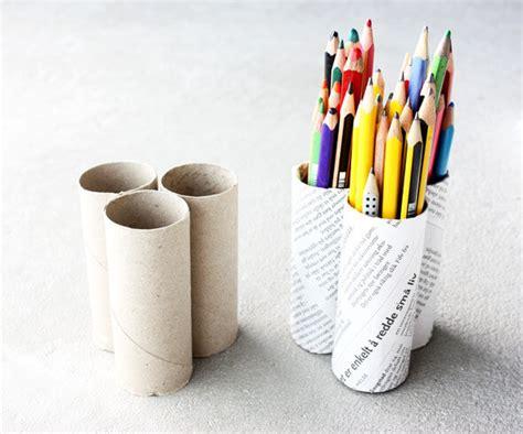 20 id 233 es pour recycler les rouleaux de papier toilettes vides