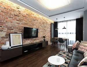 Indirekte Beleuchtung Fernseher : wohnzimmer trends 2016 mit stil wohnt man heute ~ Markanthonyermac.com Haus und Dekorationen