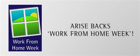 arise work from home work from home week radio interviews
