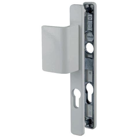 poign 233 e de porte pali 232 re blanche cl 233 i entraxe 70 mm