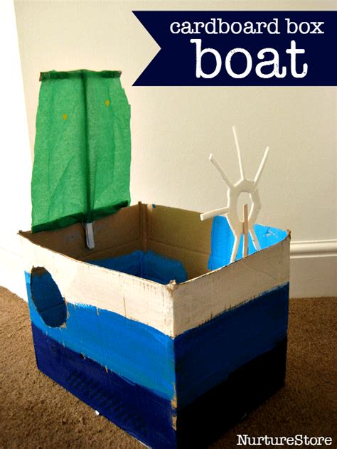 Easy Cardboard Boat Making by How To Make Toy Boat With Cardboard Nude Women Fuck